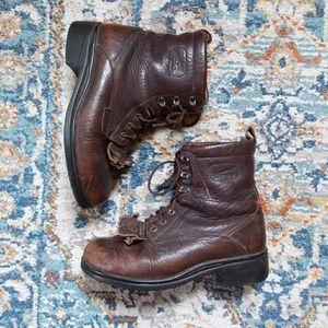 Dansko Leather Work Boots